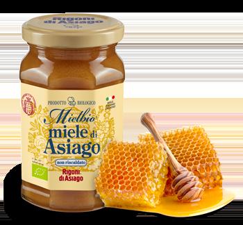 Asiago-Honig (cremig)
